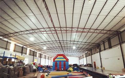 China Xincheng Inflatables ltd company profile