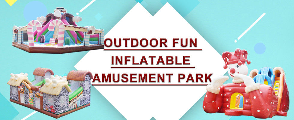China best Inflatable Jump House on sales