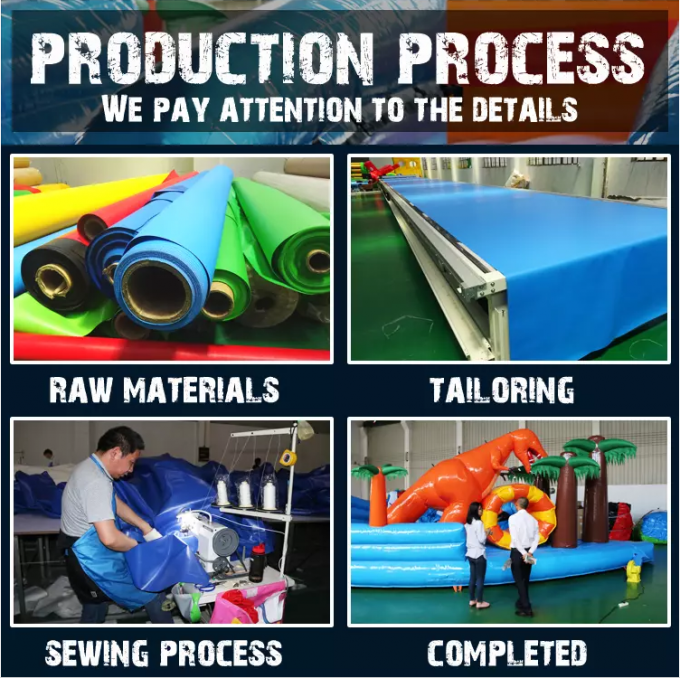 Xincheng Inflatables ltd