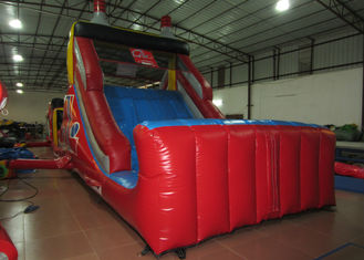 China Great commercial inflatable supreme hockey obstacle course obstacle courses for rental supplier