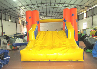 Simple inflatable star bouncer house inflatable simply jumping house with safety netting cheap price inflatable combo