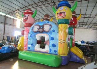 China Halloween inflatable combo inflatable little monsters combo holiday festival inflatables small inflatable bouncy supplier