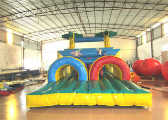 China Classic Inflatable Obstacle Course Inflatable Obstacle Course Outdoor Games supplier