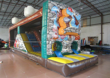 China The Stone Age Closed Inflatable Jumping House,Hot sale Inflatable Animals Bouncer supplier