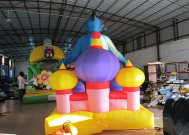 Indoor Inflatable Christmas Decorations 3.5 X 2.5 X 4m Blow Up Xmas Decorations