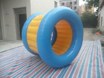 0.9mm PVC Tarpaulin Inflatable Airtight Roller Tube For Water Games