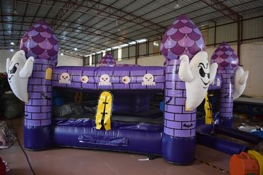 Fun inflatable Whac-A-Mole sport game interesting Halloween inflatable sport games round inflatable whac-A-mole games