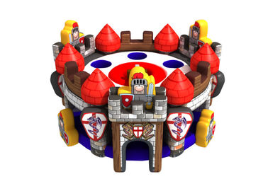 Popular Inflatable Whac - A - Mole Games Inflatable Guard Castle , Outdoorinflatable Sport Games
