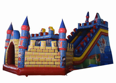 China Classic Inflatable Princess Castle Plato Reliable Inflatable Prince Bouncy Castle Outdoor Jumping House supplier