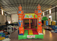 Mini inflatable fantasia bouncy small size inflatable mini jumping house for kids under 5 years old with printing