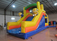 Minion Inflatable Kids Obstacle Course Minions Inflatable Obstacle Course Playground inflatable minions obstacle courses