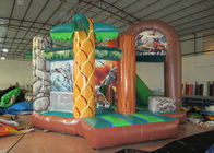 China Classic inflatable castle bouncy PVC material inflatable jumping bouncer digital printing inflatable castle jumping factory