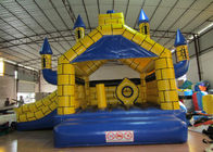 Classic inflatable jumping castle PVC inflatable bouncer castle Digital printing inflatable jumping