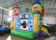 Halloween inflatable combo inflatable little monsters combo holiday festival inflatables small inflatable bouncy