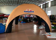 Advertising Exhibition Inflatable Event Shelter , 5 X 5m Blow Up Event Shelter Wind Resistant