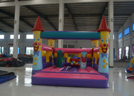 China Standard Games Kids Inflatable Bounce House 5 X 4x3.5 M EN14960 For Water Park factory