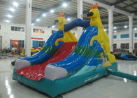 Big Party Water Slide Bounce House , Outdoor Games Water Park Little Tikes Water Slide