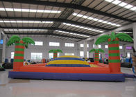 China Indoor Playground Inflatable Sports Games Soft Inflatable Climbing Mountain 12 X 8m factory