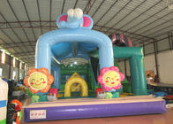 Durable Custom Made Inflatables Colourful Digital Printing Enviroment - Friendly