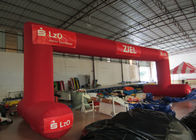 Commercial Activities Inflatable Entrance Arch 9.5 X 3.5m , Outdoor Giant Inflatable Advertising