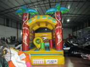 Forest Themed Animal Bouncy Inflatable Jumping Castle With CE UL SGS