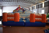 Exciting Inflatable Sport Games Size 5x5m / Inflatable Skiing Games