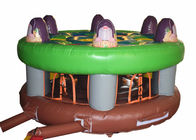 Ground Inflatable Sports Games , Inflatable Family Party Outdoor Games