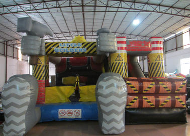 China Builder theme inflatable combo & commercial bouncer combos from Xincheng company factory