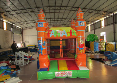 China Mini inflatable fantasia bouncy small size inflatable mini jumping house for kids under 5 years old with printing distributor