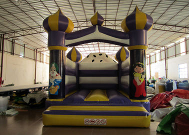 China Newest inflatable Aladdin bouncy hot sale inflatable open jumping PVC inflatable bouncer inflatable birthday bouncer distributor