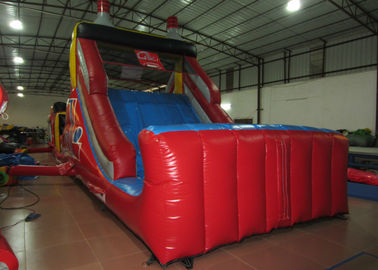 China Great commercial inflatable supreme hockey obstacle course obstacle courses for rental distributor