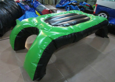 China Competitive inflatable outdoor press the keys interactive inflatable sport games factory