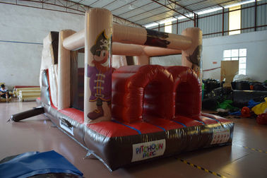 China Custom Simple Inflatable Obstacle Courses For Children Under 8 Years distributor