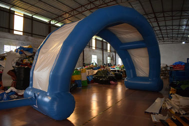 China Water Proof PVC Fabric Inflatable Advertising Signs / Wide Inflatable Entrance Arch factory