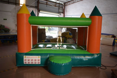 China Mini Inflatable Jump House Castle Bouncer For Kindergarten Children 3 - 5 Capacity distributor