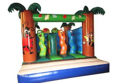 China The Beatles inflatable mini bouncy cheap price inflatable the reptile jumping house with CE certification distributor