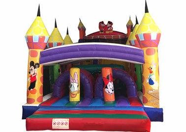 Common Inflatable Obstacle Courses / Inflatable Mickey Obstacle Games