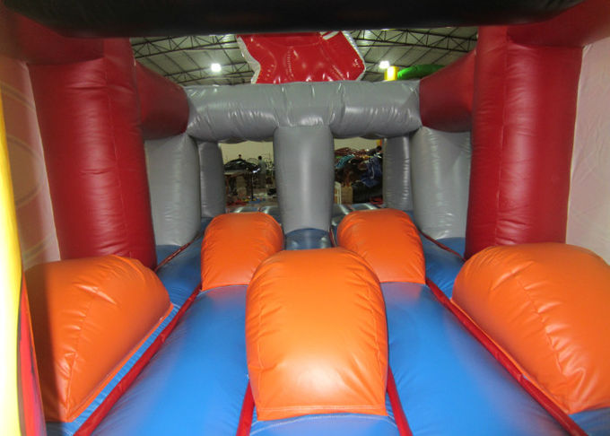 Great commercial inflatable supreme hockey obstacle course obstacle courses for rental