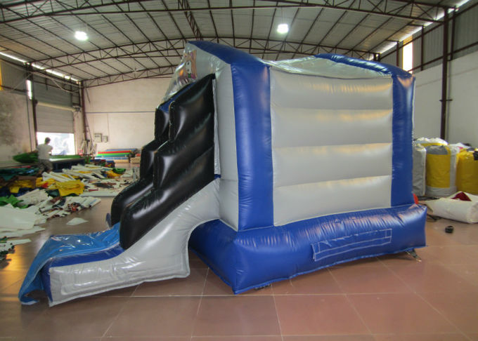 European bouncy inflatable mini bouncer castle PVC inflatable jumping house with slide inflatable mini jump for kids