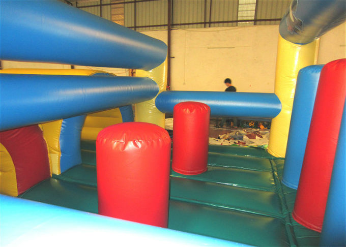 Classic Inflatable Obstacle Course Inflatable Obstacle Course Outdoor Games