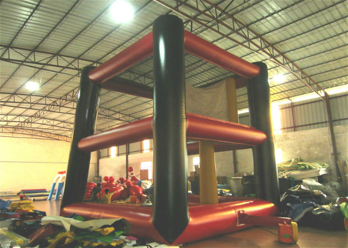 High inflatable rugby ball sport game competitive inflatable ball sport game for sale